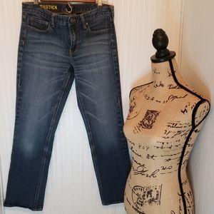 J. Crew Matchstick Stretch Bootcut Jeans